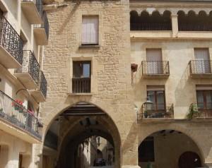 Plaza Calaceite