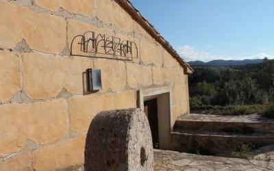 El aceite de oliva del bajo Aragón; con denominación de origen