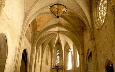 Castillo-Iglesia de Valderrobres