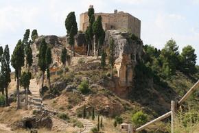 castillo de la fresneda