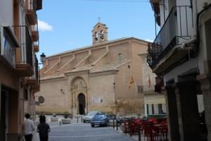 Iglesia de Calanda