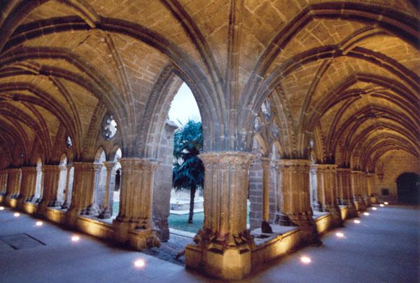 Ruta de monasterios: Rueda y del Olivar