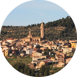 Valdealgorfa Bajo Aragón de Teruel