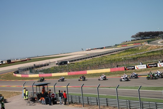 Alojamientos para Motorland Aragón