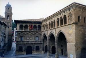 Plaza España Alcañiz