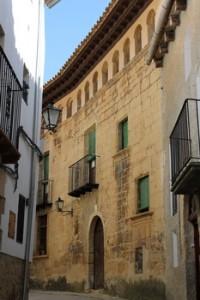 Casa Bosque Belmonte