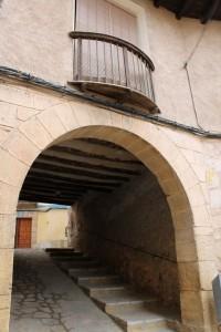 Cañada calle