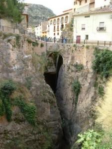 Barranco en Molinos