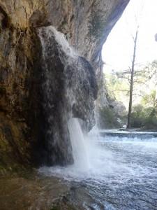 Chimenea rio Pitarque