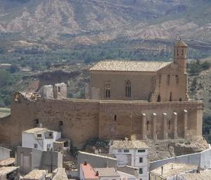 Castillo de Albalate