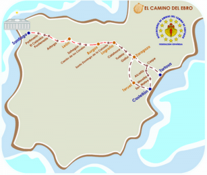 Camino del Ebro_