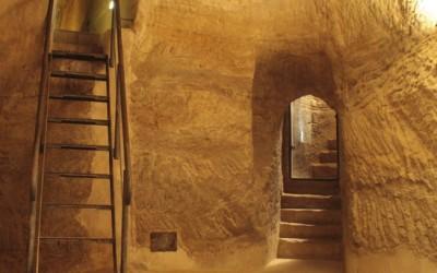 Los pasadizos de Alcañiz